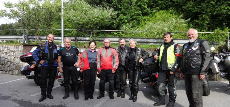 Obisk pri prijateljih v Avstriji – Ženeško jezero (Sonnegger See)