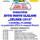 Avto-Moto slalom 2015